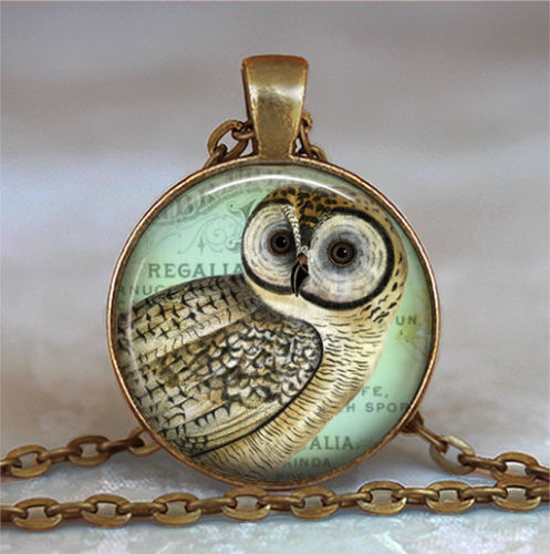 Vintage owl pendant owl necklace owl jewelry pendant owl keychain vintage owl pendant owl necklace owl jewelry pendant owl keychain aloadofball Image collections